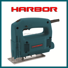 HB-JS002 jig saw 55mm band saw cutting machine price portable wood cutting machine wood working tools