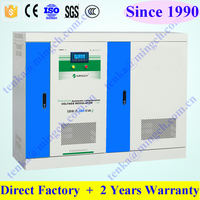 SBW-Z-600 KVA AC three phase full automatic compensation voltage stabilizer regulator