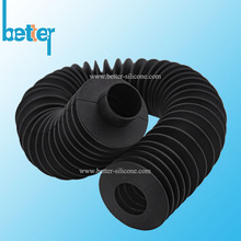 Custom Molded Corrugated NBR Rubber Bellows
