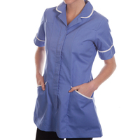OEM Service Cheap hospital housekeeping uniform designs