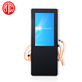 65 inch Outdoor advertising lcd video advertising screen for gas station