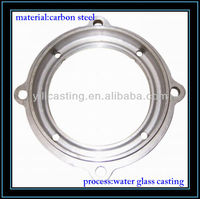 auto car parts round collar steel precision casting investment casting