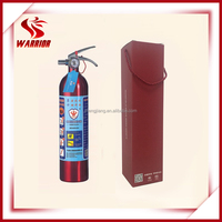portable type fire extinguisher for car for home