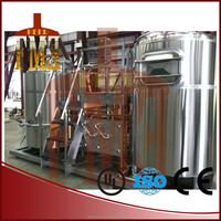 medium fresh industrial brewage line beer producing line beer making plant