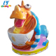 Guangzhou Coin Operated Amusement Park Video Arcade Games Dinosaur Kiddie Ride