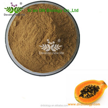 China wholesale fermented Papaya seeds powder extract with competitive price
