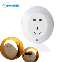 Night light outlet cover ,h0t2RN decorative plug night lights for sale