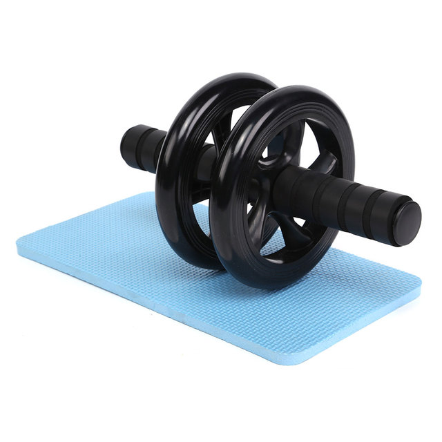 Body Strong Double Ab Wheel Exerciser Fitness Equipment For Sale In China