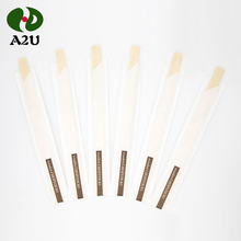 Disposable Custom Wholesale Twins Red Bamboo/ Wooden Chopsticks For Sale