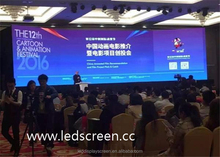 P3 P4 P5 P6 P10 outdoor led screen / indoor flexible rental led curtain display