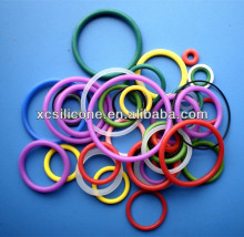 Customized wear resistant felt o seal ring