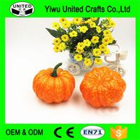 Autumn Faux Artificial Gourds Pumpkin Squash Harvest Fake Vegetables Decoration
