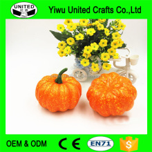 Autumn Faux Artificial Gourds Pumpkin Squash Harvest Fake Vegetables Decoration