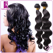 High Quality Body Wave 100% Virgin India Hair International