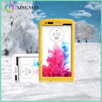 hybrid kickstand rugged fashion waterproof case for LG G3