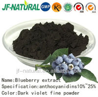 Blueberry fruit extract