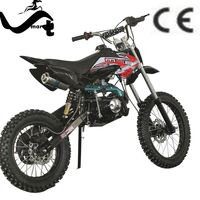 2017 popular125cc cheap dirt bike four stroke dirt bike125cc mini cross pit bike