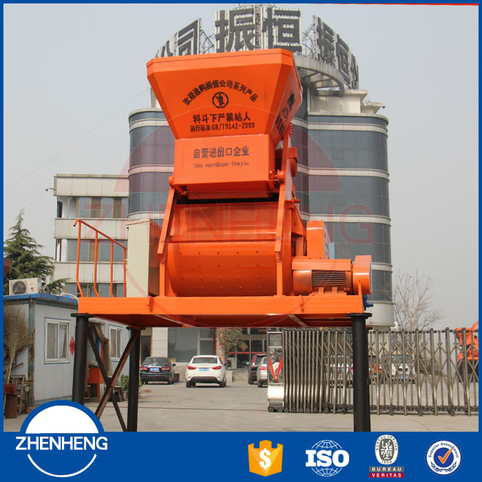 Best Sale Factory Price JS750 Cement Concrete Mixer in Africa