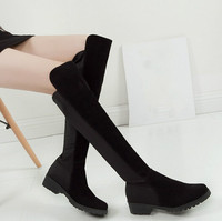 d72217h 2016 new fashion women boots shoes long boots winter boots for women