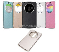 Wholesale - IN STOCK Original OEM Genuine Quick Circle Cover Case For LG G3 F400--Laudtec