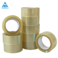 Customized Bopp Printed Tape /opp adhesive packing acrylic self adhesive packing tape