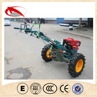 QLN 11hp hand tractor agriculture farm walking tractor