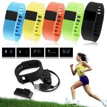 TW64 Bluetooth Smart watches Waterproof Sport Smart Bracelet for Smart Phone Fitness Tracker