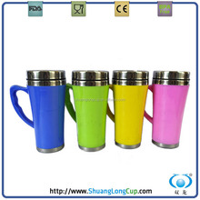 moscow mule mug 100% copper colourful plastic mugs personalized with handle direct manufacturer