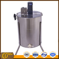 Beekeeping tool automatic stainless steel 4 frames electric honey extractor