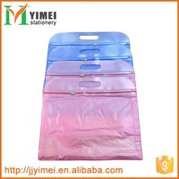 New product strong packing pvc packing film for document bag China wholesale