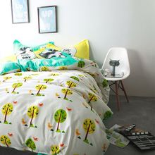 New design China Manufacturer duvet covers with matching curtains Golden supplier