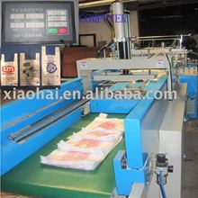 PLASTIC bag making machine ( shopping bag making machine )
