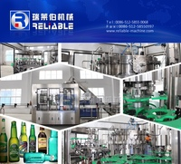 Engineer Avaliable Service Glass Bottle Filling Sealing Machine