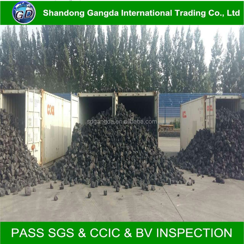 carbon anode block foundry coke replacement size 80-120mm