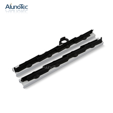 Aluno SF-200 4 Inch clip 13 Blades1183mm(H) Silver Good quality louvered <strong>hardware</strong> for buildings
