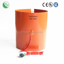 silicone rubber heating mat and pad silicon oil drum heater 200 liter