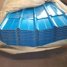 Corrugated Galvanized Sheet Zinc Steel Roofing Sheets Weight