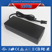 UL1012 listed li-ion battery charger 42V 3A