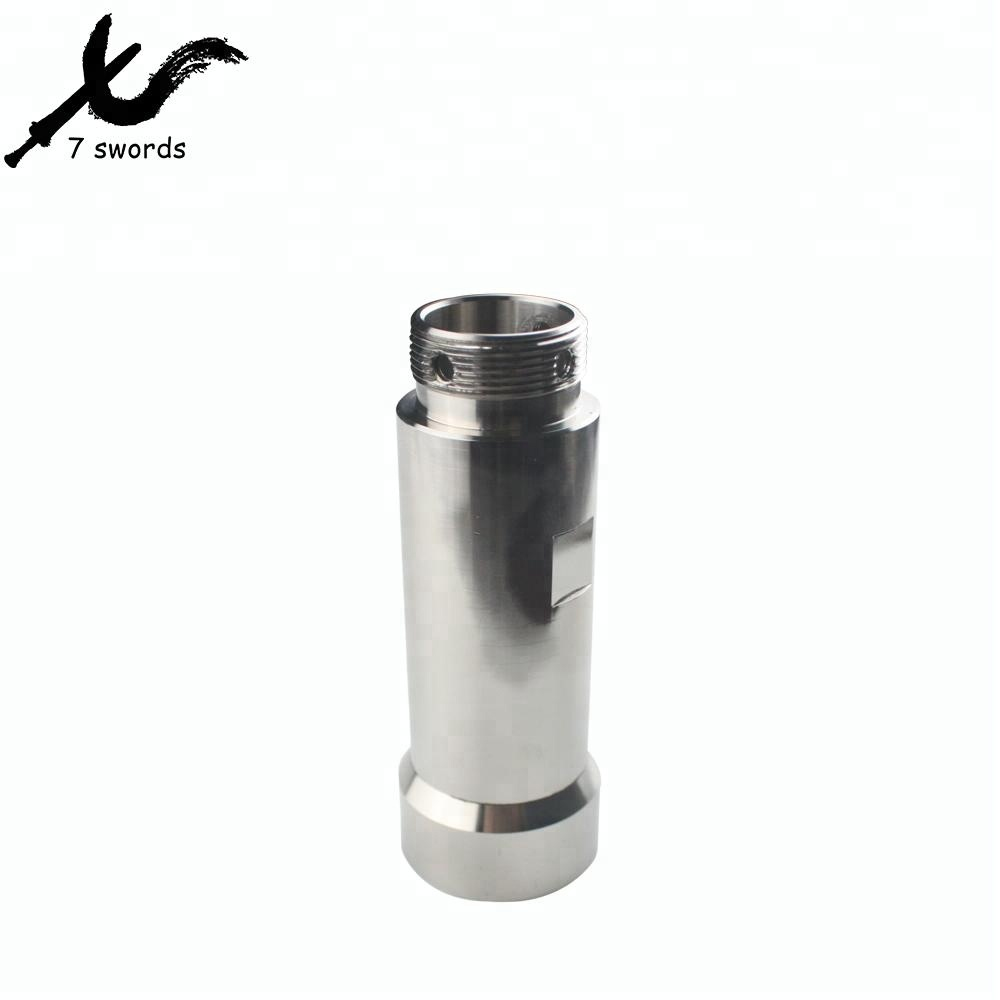 CNC Machinery Stainless Steel Pipe Auto Accessories for Washing Machine <strong>Parts</strong>