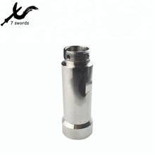 CNC Machinery Stainless Steel Pipe Auto Accessories for Washing Machine Parts