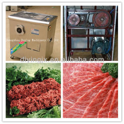 Chopper & Mixer, Meat Chopping Machine, Meat Mixing Machine