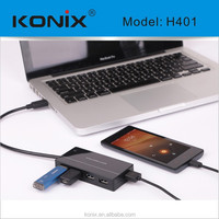 Slim Hub 4 Port Driver to Usb Support 127 Usb Devices