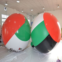 Wholesale Advertising Equipment Inflatable Hot Air giant helium balloon for promotion