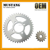 Chinese Professional Facotry Steel Material Motorcycle Sprocket for 70cc