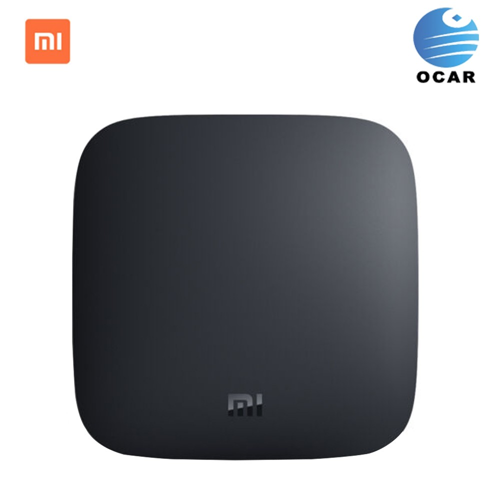 Xiaomi Mi Box 3 Android 6.0 TV Box 2G 8G Dual WiFi Kodi Smart TV IPTV Media Player Set Top Box In Stock