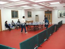 Gym/school/match use table-tennis court floor
