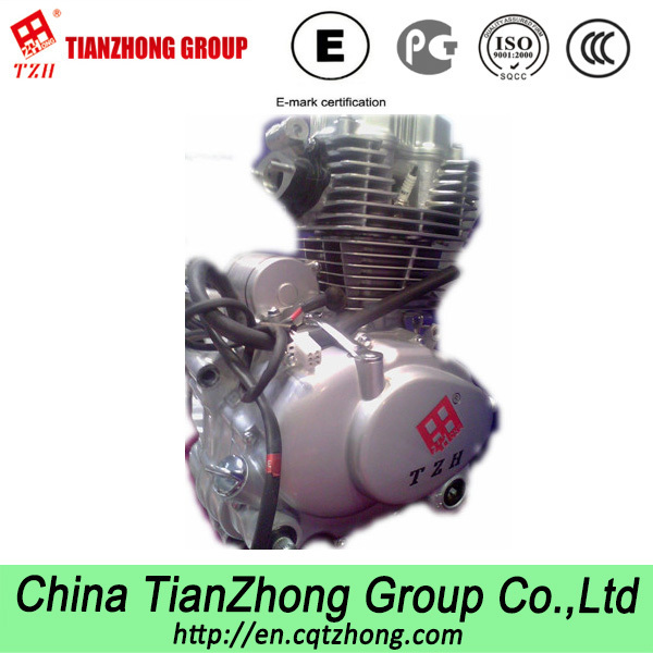 China Chongqing ATV Engine 250 Air Cooled 4 Stroke Sale