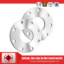 High quality stainless steel ansi class 125 flange