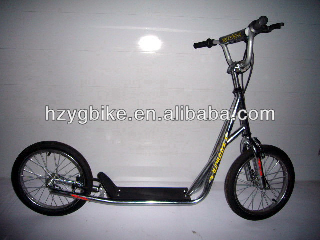 bmx bike riesenrad tretroller f r erwachsene roller f r. Black Bedroom Furniture Sets. Home Design Ideas