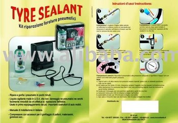 TYRE SEALANT KIT AND PREVENTION KIT